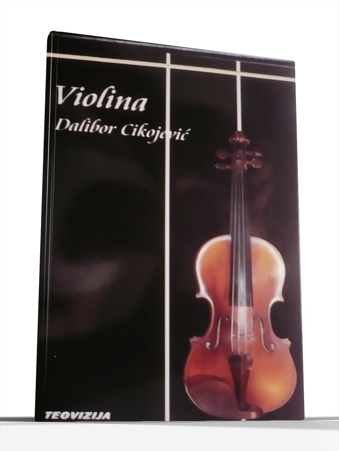 VIOLINA - Dalibor Cikojević