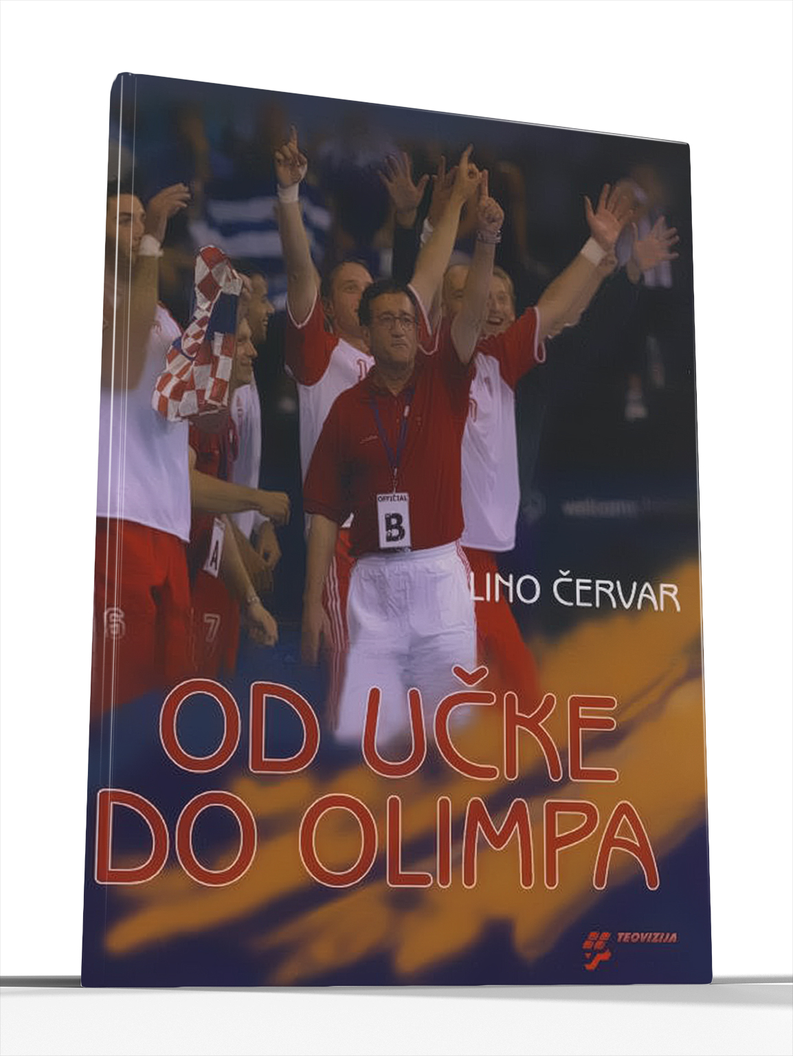 OD UČKE DO OLIMPA - Lino Červar