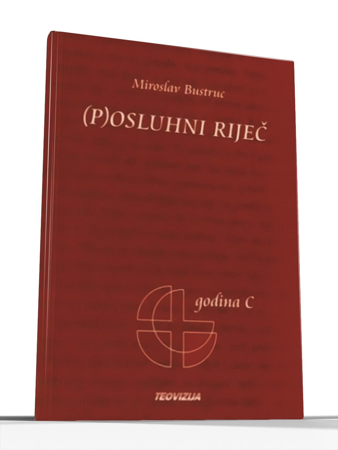(P)OSLUHNI RIJEČ - Miroslav Bustruc