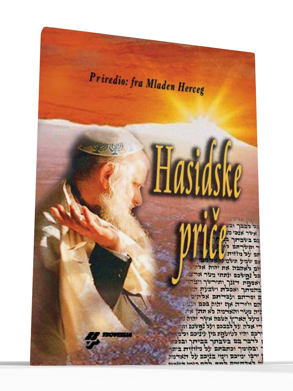 HASIDSKE PRIČE - Mladen Herceg